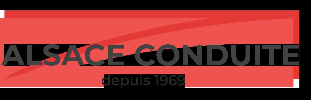 Logo Alsace Conduite, auto école
